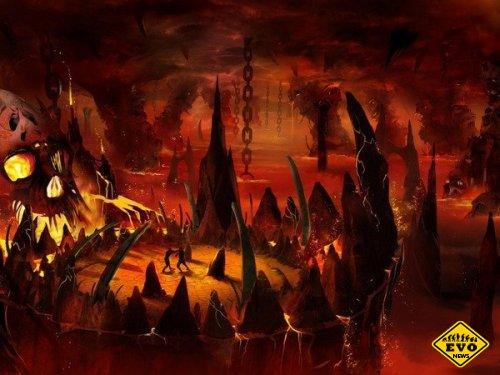 Как бы Вы описали ад? - реальный ответ студента