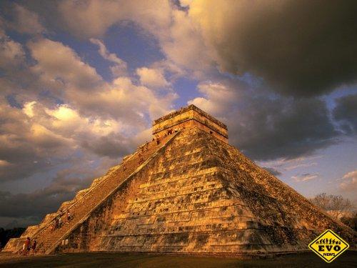 Как исчезала цивилизация Майя? (Интересный факт)