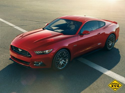 Ford Mustang ������� ��������� ����� ��������� � ������