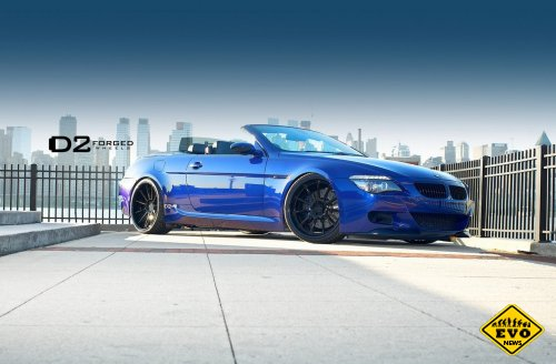 �������� BMW M6 �� D2FORGED (���� ��������)