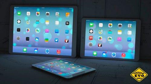 Apple переходит на использование новых дисплеев