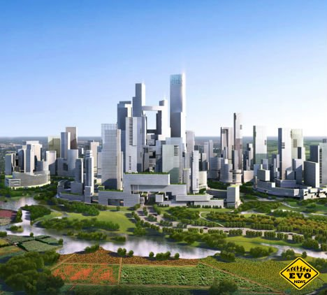 Город будущего (Интересная статья)
