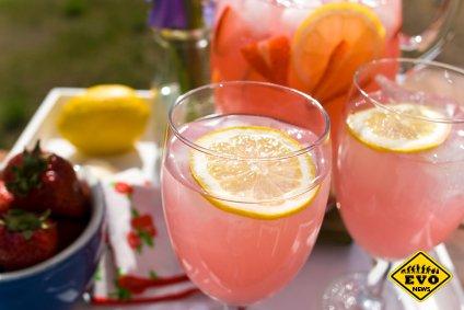 Как из минеральной воды сделать лимонад