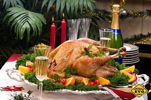 Блюда Новогоднего стола в различных странах мира
