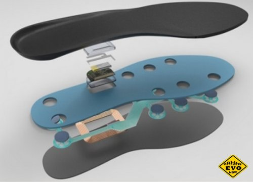 Созданы умные стельки для обуви от 3L Labs