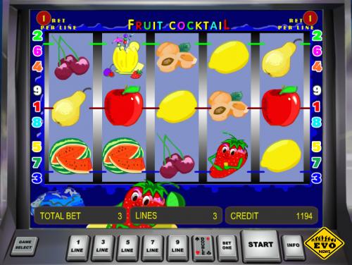 Игровой автомат Клубничка – классика азартных игр казино
