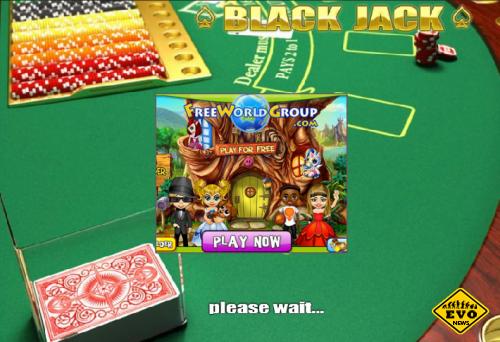 Блек джек (Флеш игра онлайн)
