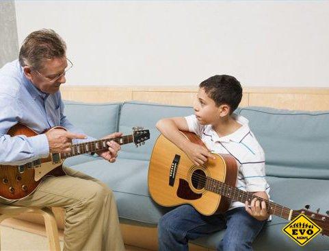 Статья о выборе гитары для новичка