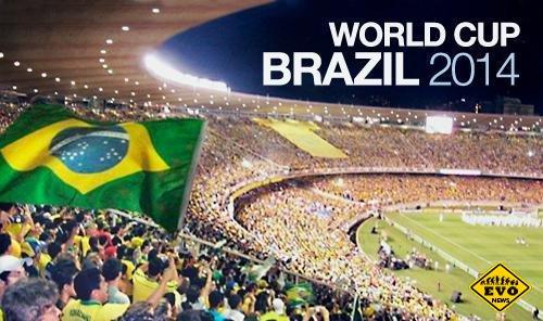 Путевку на футбольный Чемпионат мира в Бразилии можно выиграть в Дубаи