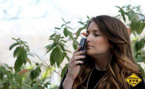 Сообщения с помощью запаха