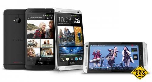 HTC ONE - флагманский смартфон