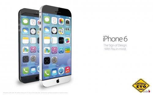 Очередные подробности iPhone 6
