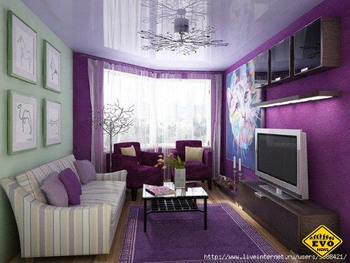 Фиолетовый оттенок: значение в жизни человека
