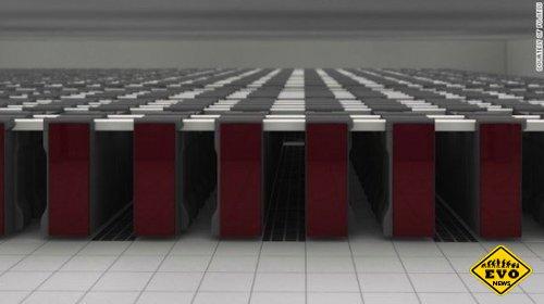 Суперкомпьютер сымитировал 1сек работы мозга человека