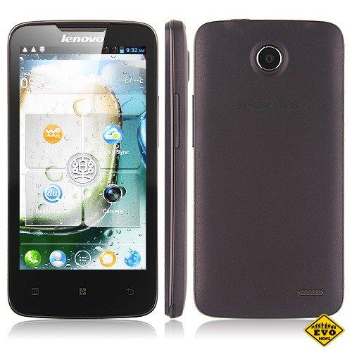 Обзор смартфона Lenovo A820