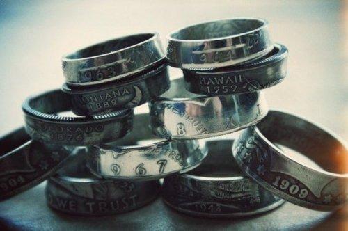 Делаем кольцо из монеты (Полезные советы)