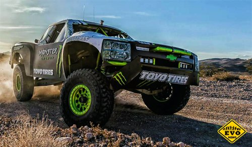 Monster Energy - Ballistic B.J. Baldwin - RECOIL