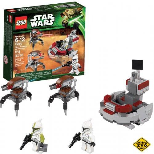 Почему большинство детей выбирает именно конструкторы Lego Star Wars?