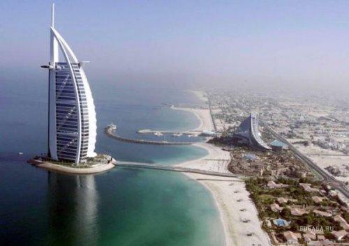 Cамый дорогой номер в семизвездочном отеле Дубая