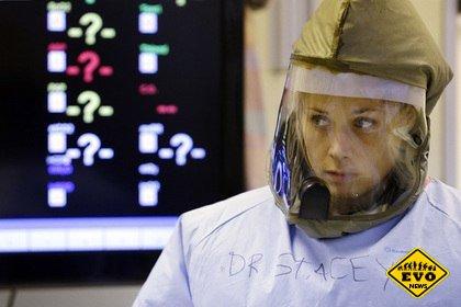 Вакцина против Эболы впервые испытана на людях