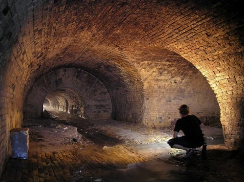 Добро пожаловать в мир подземных рек Киева!