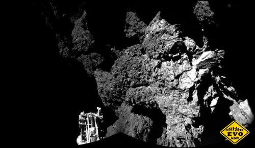 Миссия зонда Philae на комете Чурюмова-Герасименко под угрозой