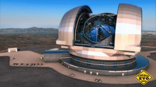 Одобрено строительство гигантского телескопа E-ELT
