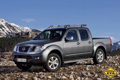 Nissan Navara будет подвергнут модернизации
