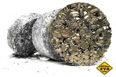 Использование металлолома в творчестве мастеров железа