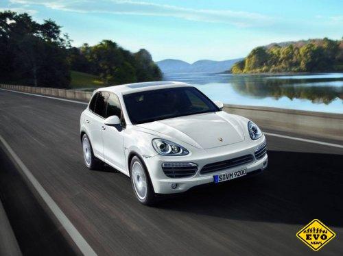 Компания Porsche планирует выпустить ещё более мощный Cayenne