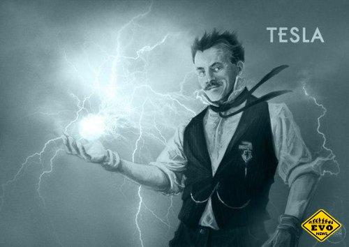Николу Тесла - величайшим, безумный учёный в истории