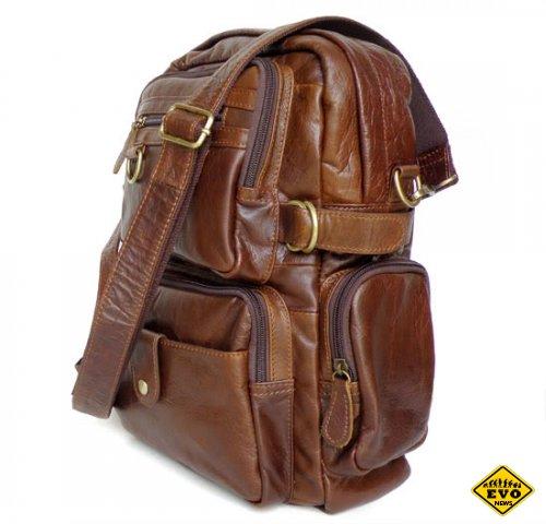 Как купить кожаный рюкзак?