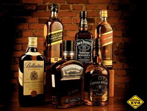 Элитные виски - сорта и названия