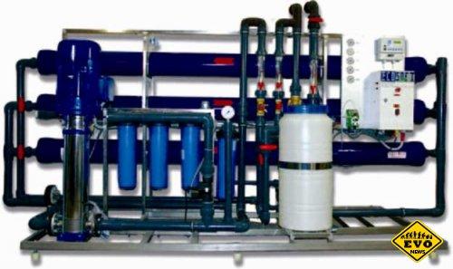Системы промышленной очистки воды