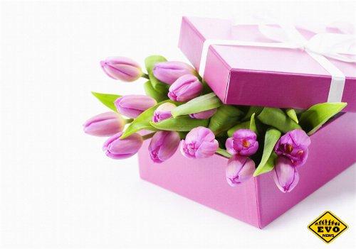 8 марта. Мысли о подарках