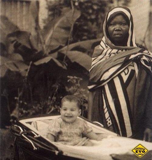 1947 год, британская колония Занзибар (Интересное фото)