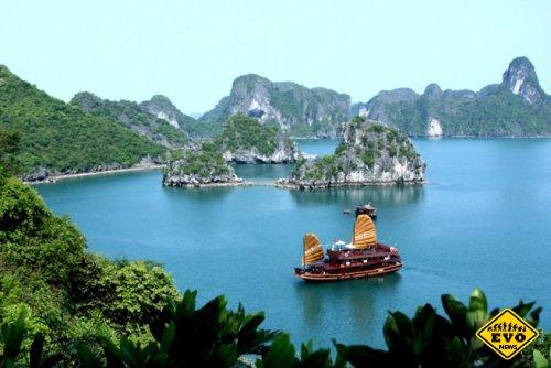 Халонг: вьетнамская сказка для европейского путешественника