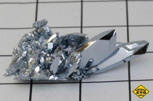 Самый дорогой химический элемент за 200 тыс. у.е