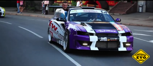 Drift Allstars R4 Latvian Drift Gp Day 1 (����� �����)