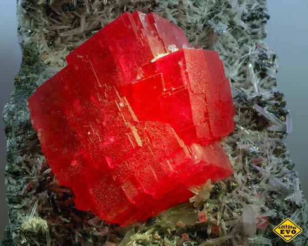 Одни из самых красивых камней и минералов