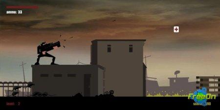 Mad or Dead - 3d боевики игры онлайн