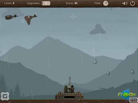 Parabirds - затягивающая флеш игра онлайн