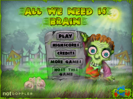 All We Need Is Brain - �������� � ����� �����!
