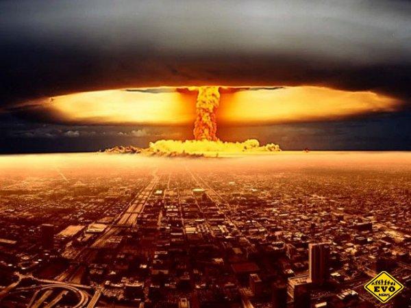 Подборка фотографий ядерных взрывов