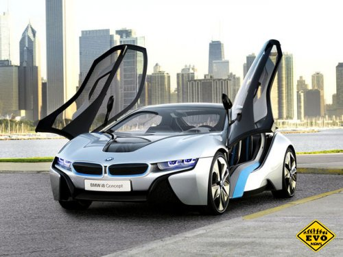 Производство BMW i8 - как это происходит. Это реально круто!