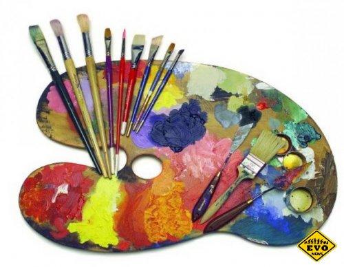 краски для художников