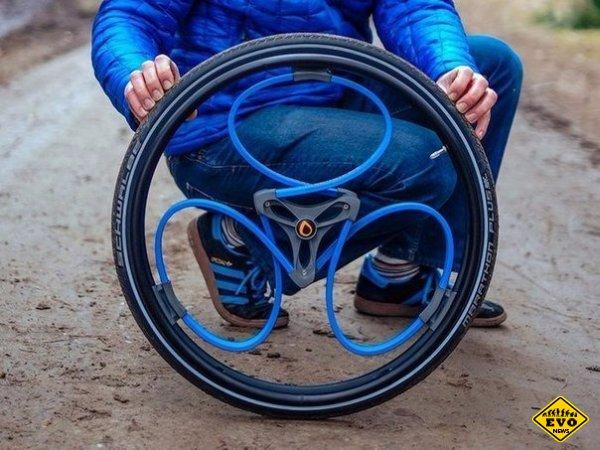 Колесо - изобретенное заново Loopwheels