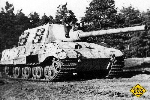 Сверхтяжелой противотанковой САУ