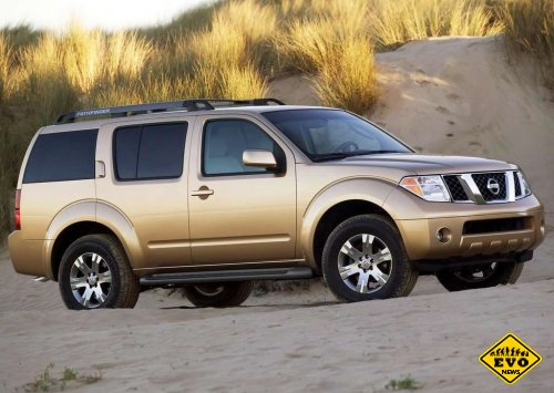 Обзор Nissan Pathfinder