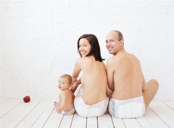 Мама vs Папа (Обращение с детьми в картинках)